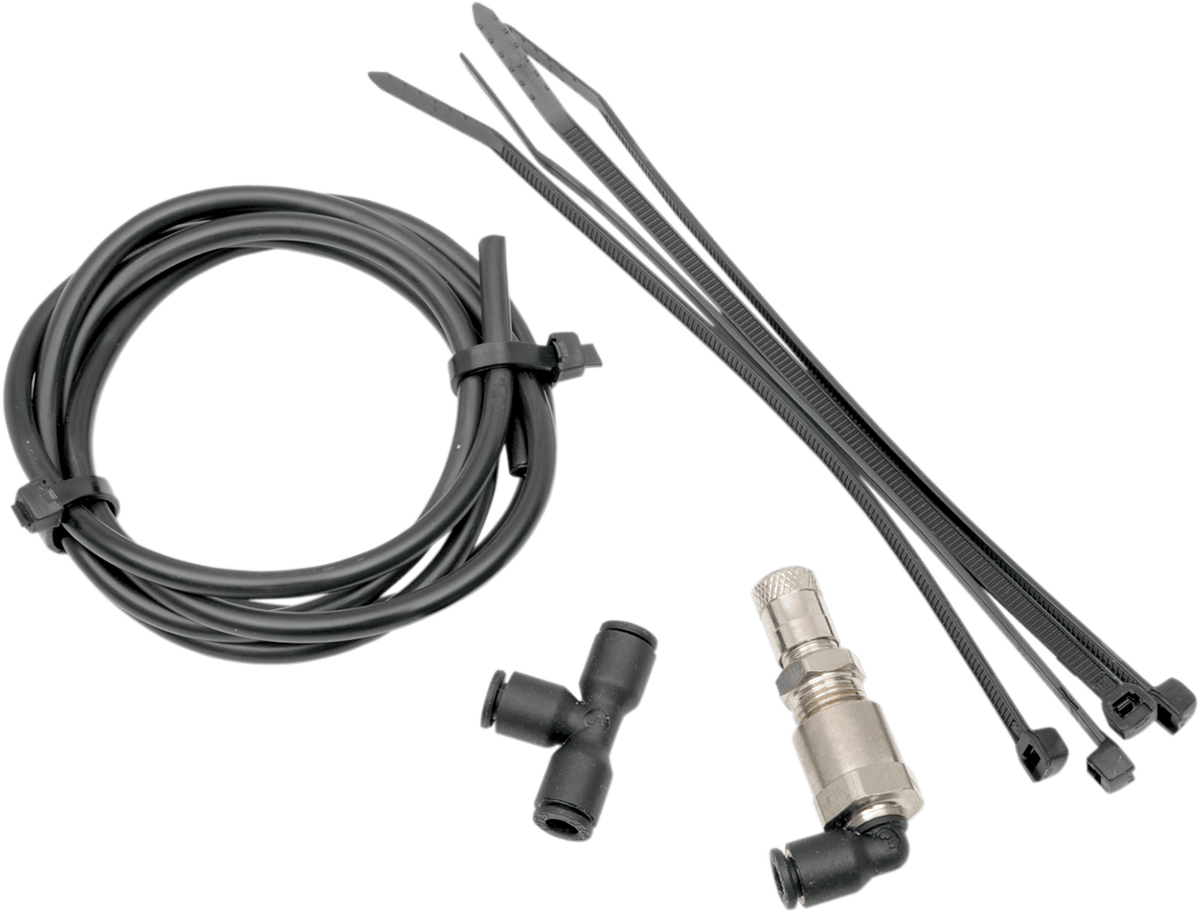Progressive Rear Air Dragger Shock Connection Kit For 83 96 Harley Touring Flht