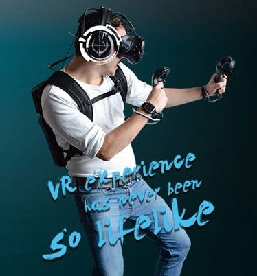 MSI Proudly the World's 1st to Exclusively Launch TriDef® VR Games