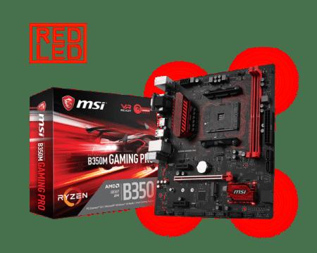MSI B350M Gaming Pro Bios