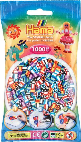 Findet Dorie Rainbow Beadys Bugelperlen Kreativ Set 10 63