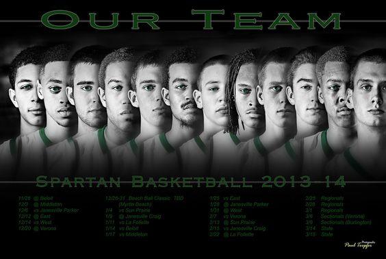 Sports Team Portrait Ideas 3