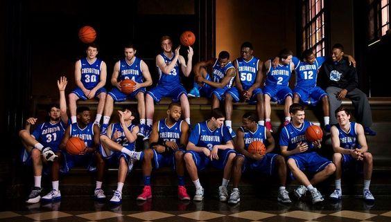 Sports team picture idea 5
