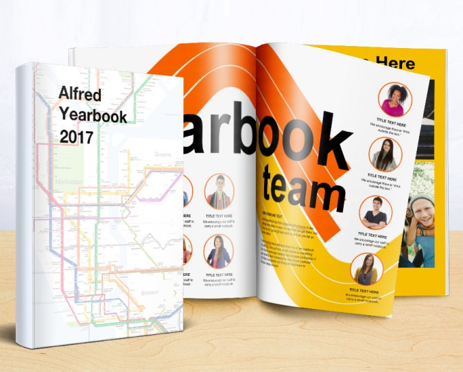 journey high school yearbook theme idea