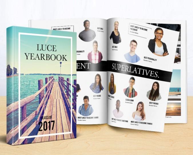 treering's high school yearbook theme ideas