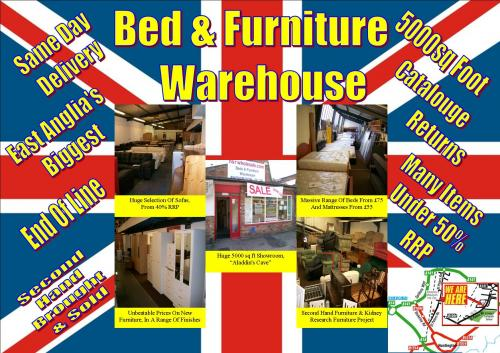 In Bed Furniture Second Hand Furniture In Huntingdon
