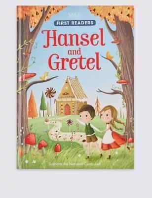 Hansel Amp Gretel Book MampS