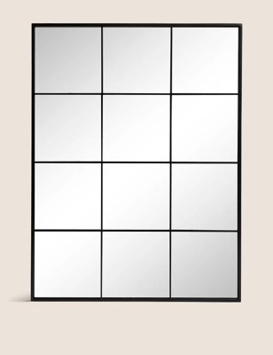 large wall free standing mirrors m s