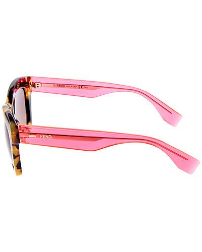 Fendi sunglasses Wendy Williams Show