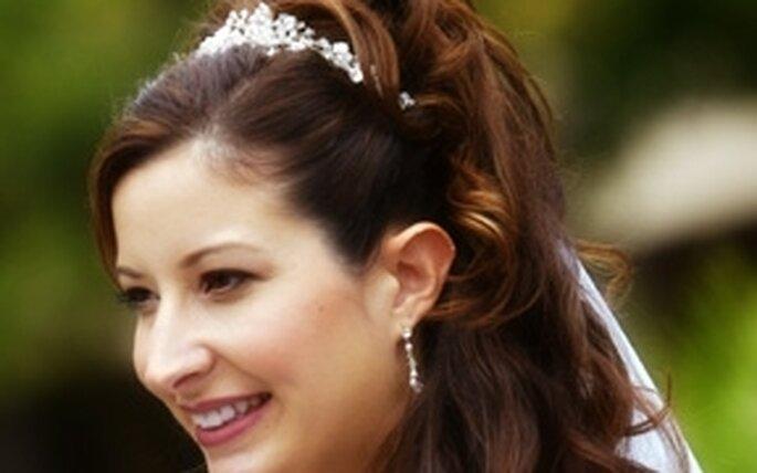 Beste Hochzeitsfrisuren Foto Danielle Capito Photography