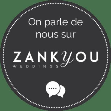 Mentionné par Zankyou