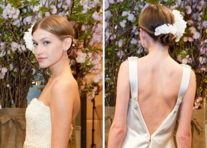 Brautfrisuren Fur Verschiedene Gesichtsformen Tipps