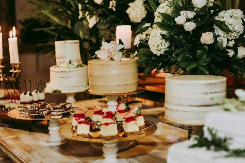 tortas de boda