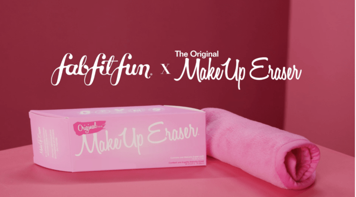 FabFitFun Winter 2019 Box Spoilers + Promo Code | MakeUp Eraser in Original Pink