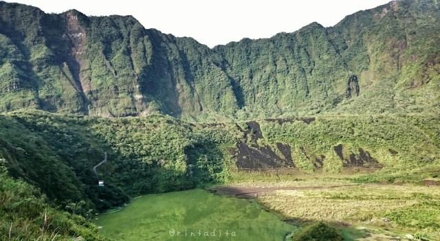 Cerita Gunung Galunggung; Mistis, Nyata dan 3 Dimensi Halaman 1 -  Kompasiana.com