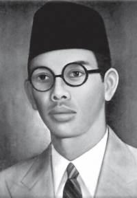 Gambar Pahlawan Wr Supratman