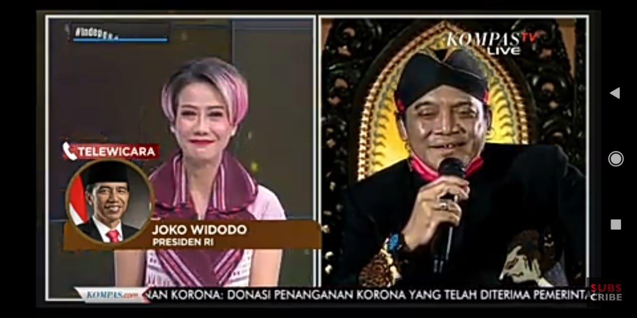 Didi Kempot Kumpulkan Donasi Rp 4 8 Miliar Dan Bikin Ambyar Jokowi
