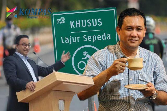 Denny Siregar adalah Rocky Gerung bagi Anies Baswedan Khusus Lajur Oposisi?  Halaman all - Kompasiana.com
