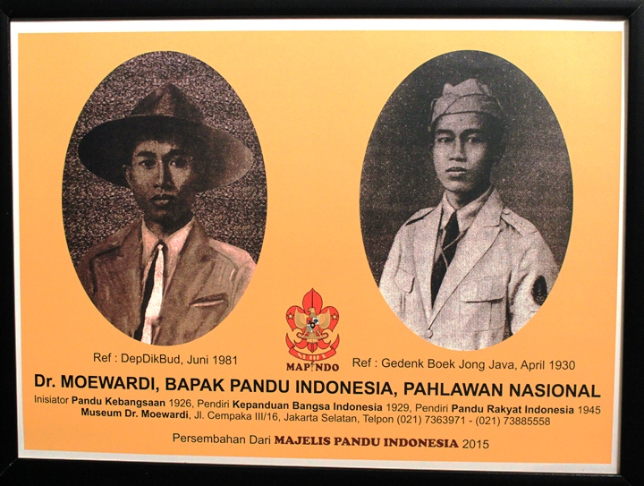 Dr. Moewardi, Bapak Pandu Indonesia?