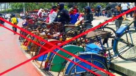 Jakarta [akan] Dijadikan Pusat Perlawanan terhadap Presiden Jokowi