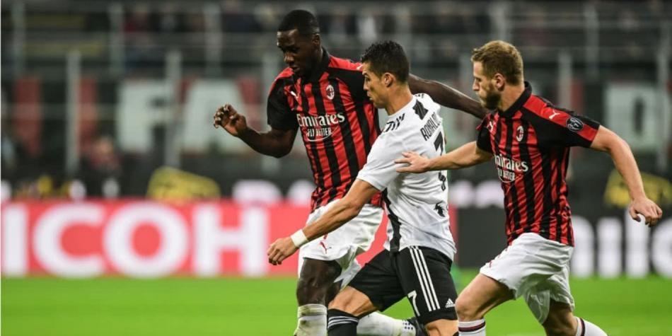 Juventus Vs Ac Milan Laga Akbar Yang Ambyar Halaman 1