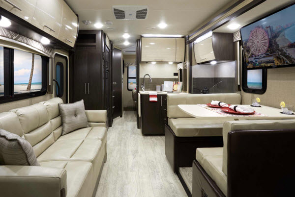 New Thor Motor Coach Axis 25.5 Motor Home Class A For Sale