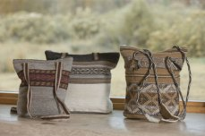 Alpaca Bags from Center for Traditional Textiles Cusco