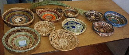 Submissions for the basket contest.