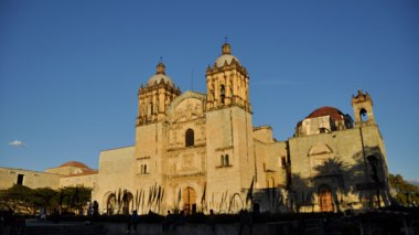 Templo de Santo Domingo is just one of many architectural splendors in Oaxaca City.