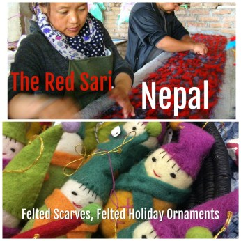 The Red Sari is on a mission to create and sustain jobs for women in Nepal. For the women in this small South Asian country, jobs represent more than income – working liberates them from lives of isolation, builds confidence, and bestows status within their families and communities.