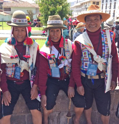 Huacatinco traditional dress for men