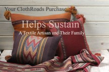 Home Decor including pillows, table runners, wall hangings