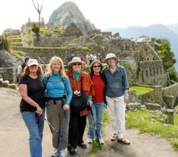 Our trip to the Peruvian Highlands included a diversion to Machu Picchu.