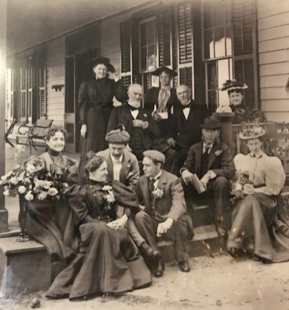 Avery sisters provided Cajun women the opportunity to sell hand spun ABC to a market outside of the bayous of Acadiana.