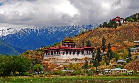 Paro+Dzong