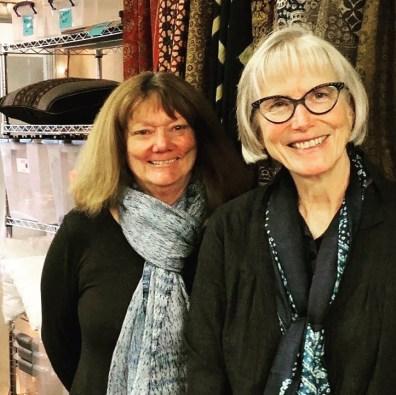 Linda Stark & Marilyn Murphy