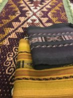 A small inventory of peruvian textiles from the Center for Traditional Textiles of Cusco will be on sale.