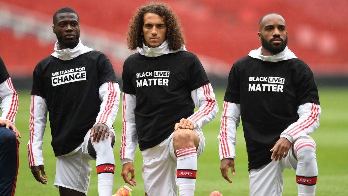 Premier League approves kneeling protests, 'Black Lives Matter' on ...