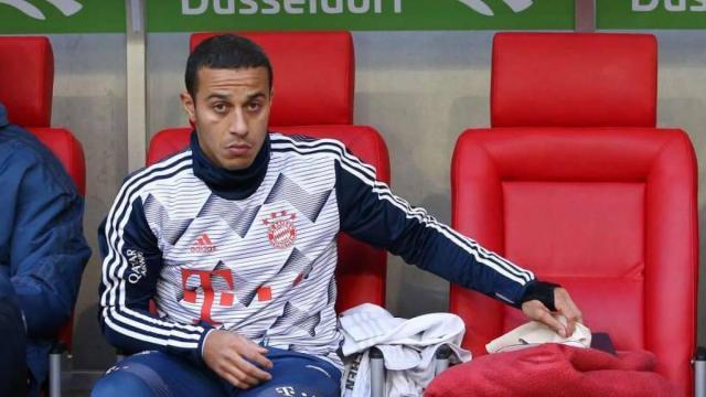 Bayern Múnich | El nuevo pretendiente de primer nivel para Thiago ...