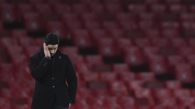 Mikel Arteta licencié s'il ne gagne pas la Ligue Europa ?