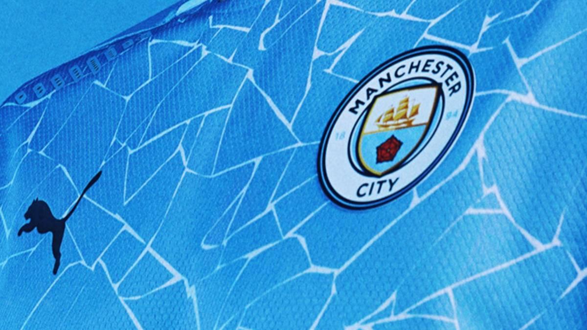 Manchester City Launches New Home Shirt For 2020 2021 Kenyan News