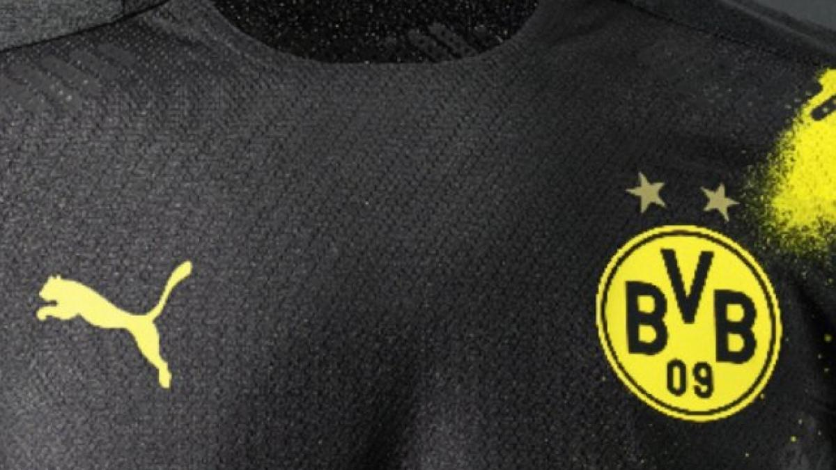 Borussia Dortmund Unveil New Away Kit For 2020 2021 Kenyan News