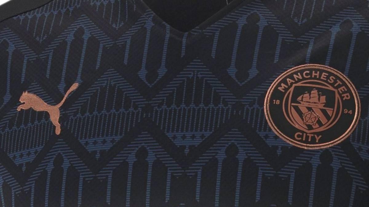 Manchester City Unveil Their Away Kit For 2020 2021 Kenyan News
