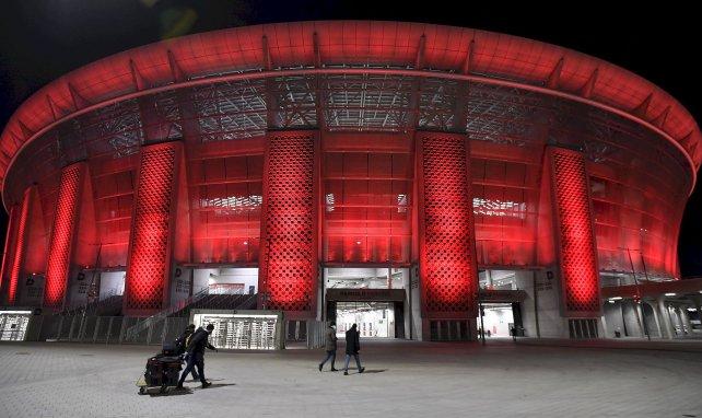 La Puskas Arena de Budapest