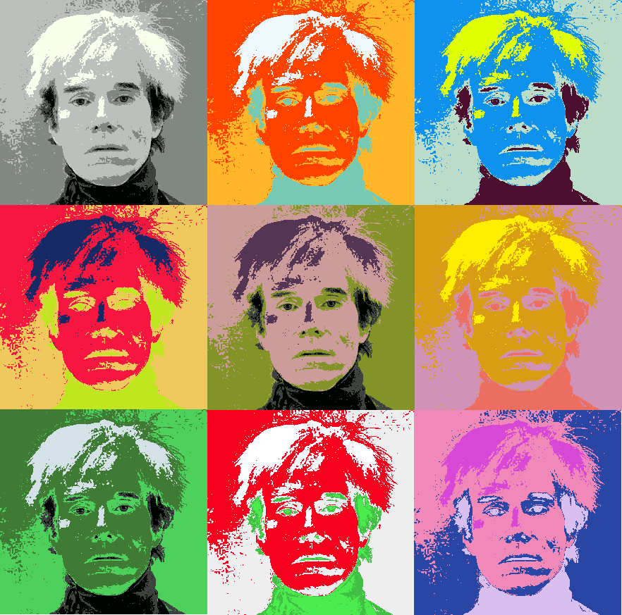 A Moment Of Sudden Revelation Andy Warhol S Six Self Portraits Yeelen Magazine The News Stories Behind The Art