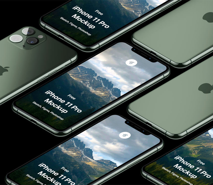 Download Iphone Mockup Wireframe Yellow Images