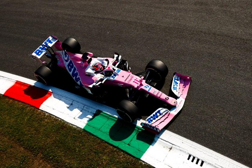 GP Italia Perez
