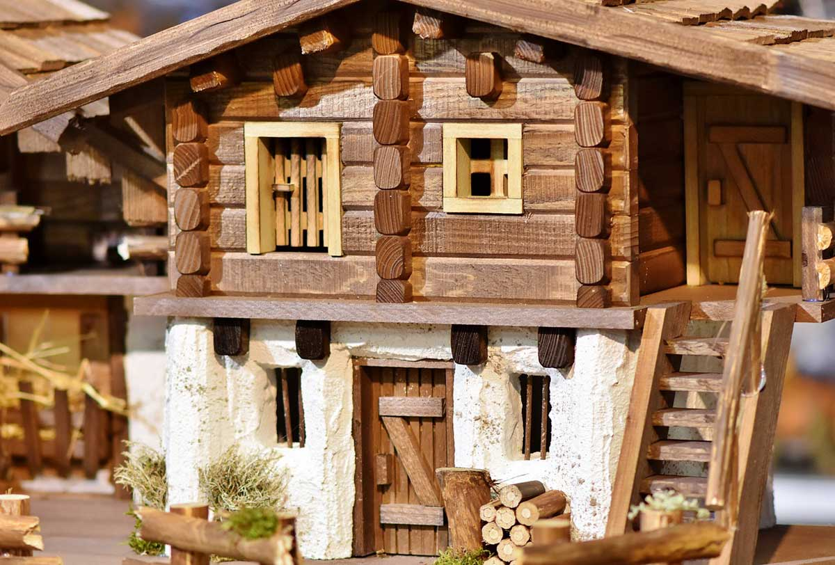 How To Make A Tudor House Model With Kids By Kidadl