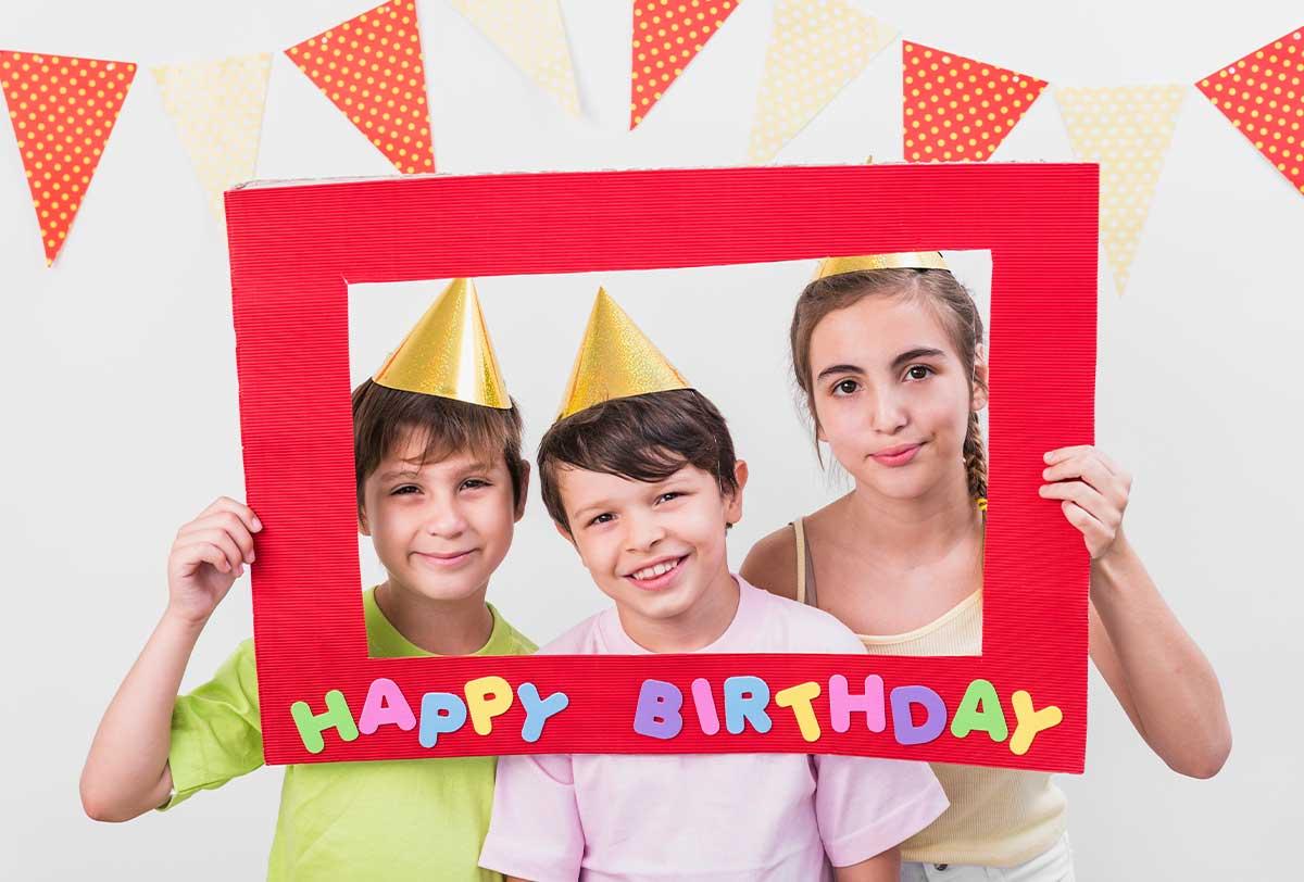 5 Great Diy Birthday Banner Ideas By Kidadl