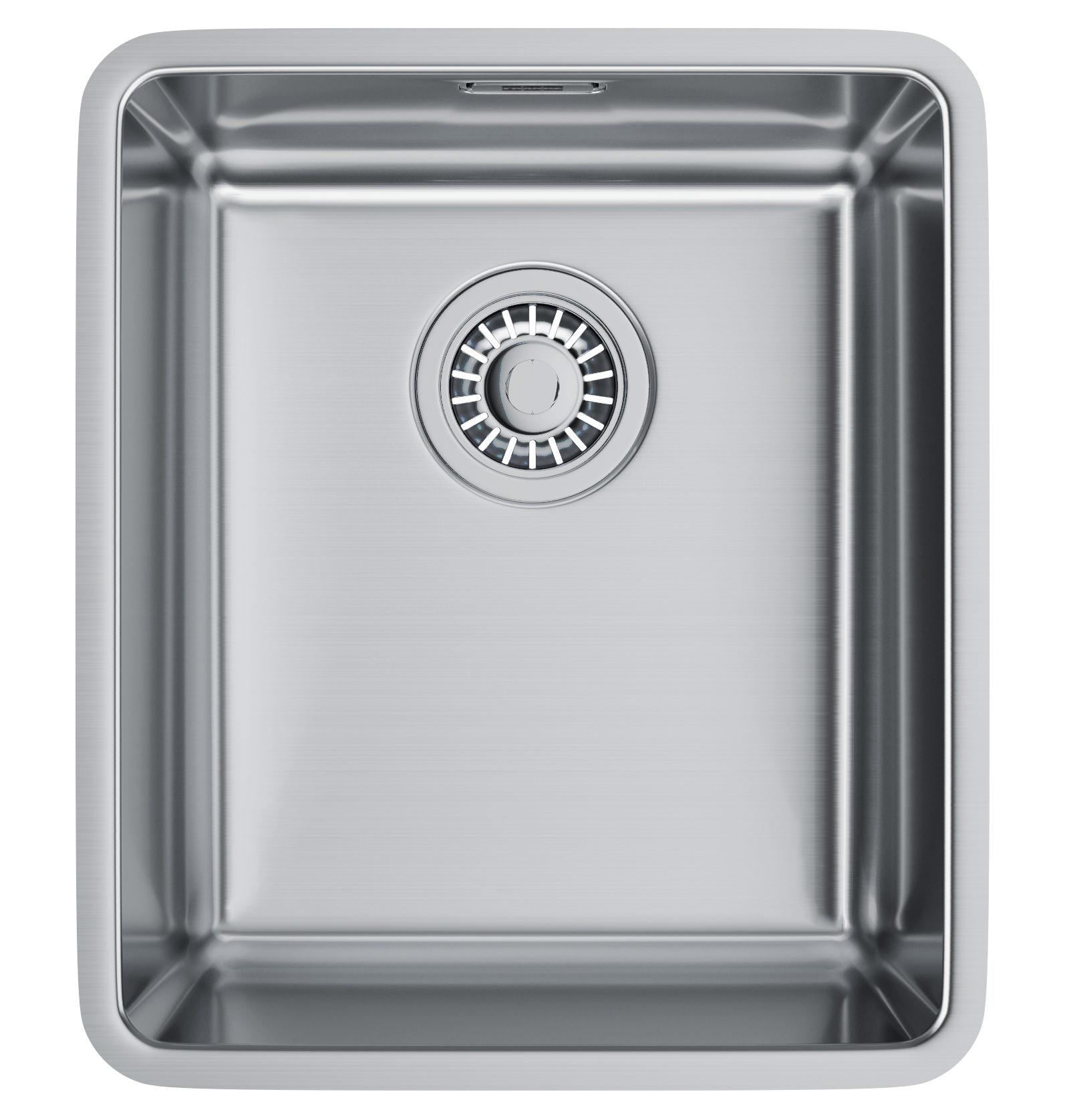 Franke Kubus KBX 110 34 Stainless Steel Undermount Kitchen
