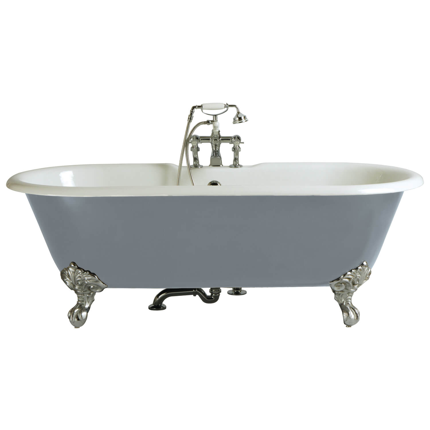 Heritage Buckingham Roll Top Bath With Feet Brt79 Brt82